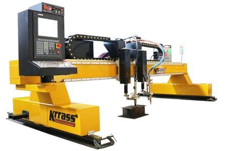 TABLE DECOUPE PLASMA KRRASS - Metaux Machines Neuves