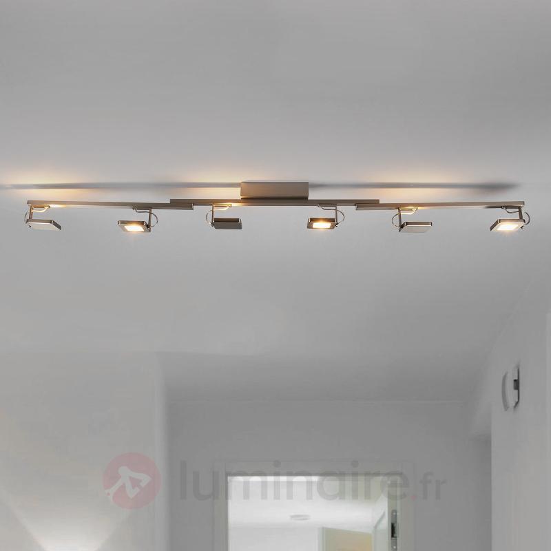 Spots inclinables - plafonnier LED Kena - Plafonniers LED
