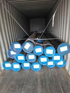 API 5L X52 PIPE IN SUDAN - Steel Pipe