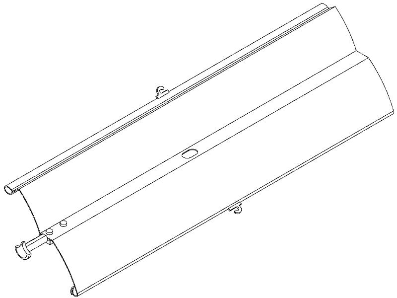 Außenjalousien - 70 mm (Z-Lamelle zur Abdunkelung) Auswählen