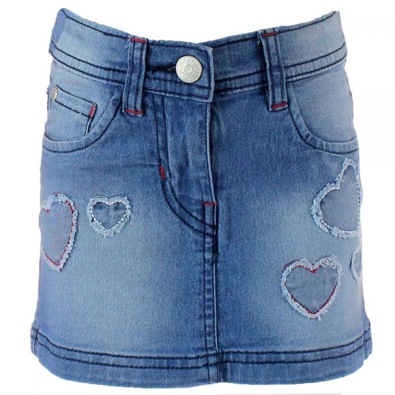 8x Mini-jupes Tom Jo du 2 au 5 ans - Robe Jupe et short