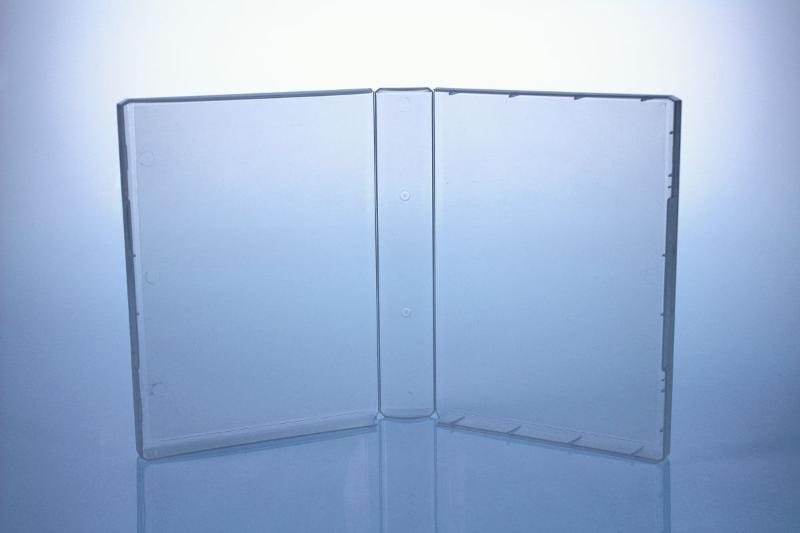 Multimediastoragebox Xtra - 40 mm - transparent - Multistoragebox