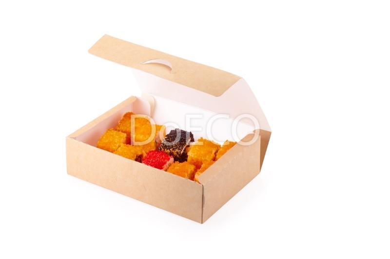Tabox «New» - Kraft box for take away