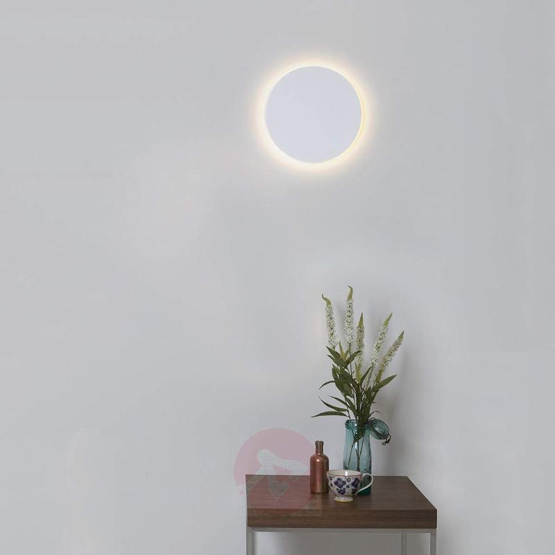 Eclipse Round LED wall light with fantastic effect - Wall Lights