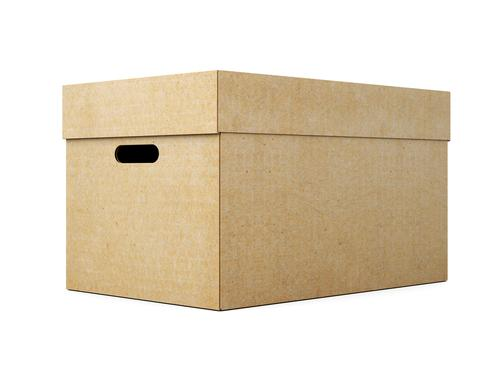 Cardboard Box - Cardboard Box for packaging, top cover, various sizes, materials and shapes.