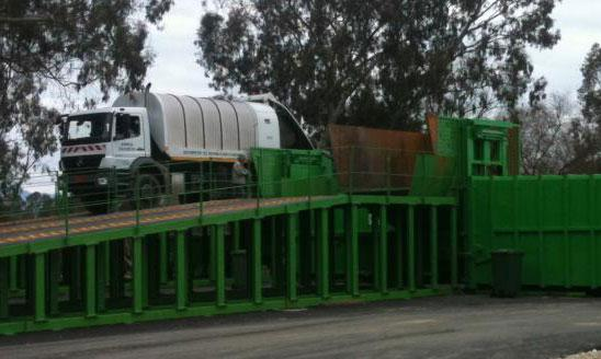 Transfer Stations - Transfer Stations for recycling facilities