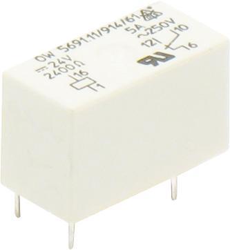 Miniature relays - OW 5691