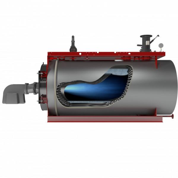 Heißwasserkessel - Typ UT-M - Heißwasserkessel / Gas / Öl / Flammrohr - Typ UT-M