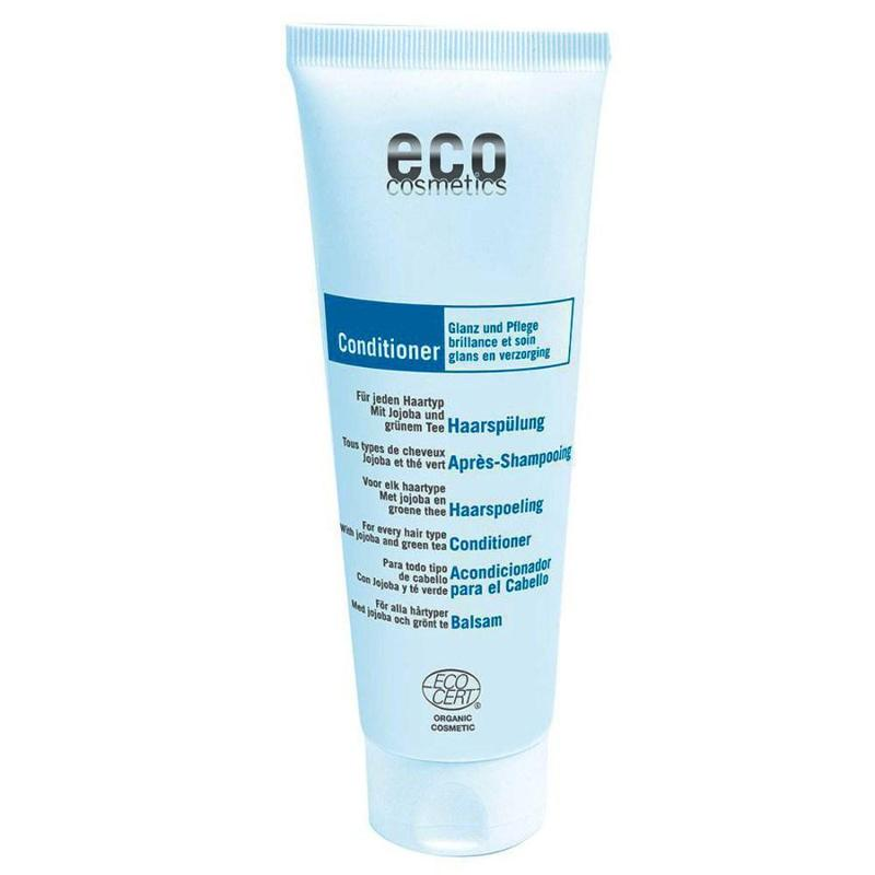ECO Haarspülung 125ml mit Jojoba und grünem Tee - null