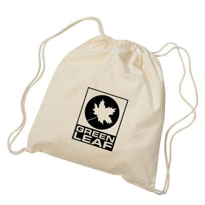 Cotton Backpack Drawstring Bags