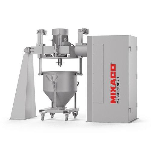 MIXACO Container Mixer i4 - MIXACO Container Mixer i4: a container mixer of the new generation!