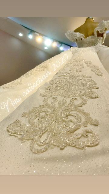 Robe de mariée  - Robe de mariée princesse
