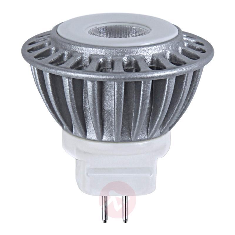 GU4 MR11 4W 827 LED reflector bulb 12V, 25° - light-bulbs