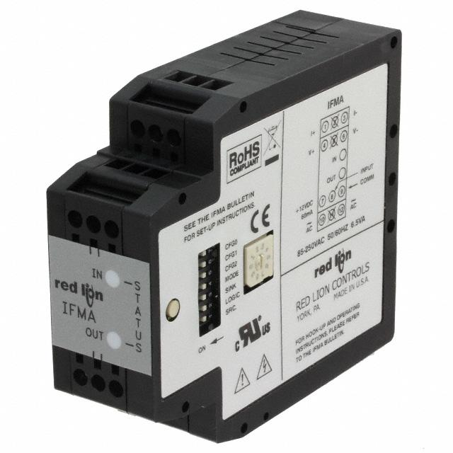 FREQUENCY TO ANALOG CONVERTER AC - Red Lion Controls IFMA0065