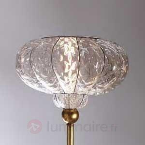 Lampadaire SULTANO en verre soufflé à la bouche - Tous les lampadaires