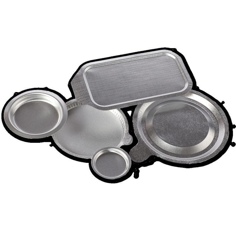 Aluminium-Siegelverschlüsse, verformt - Aluminium-Siegelverschlüsse, verformt