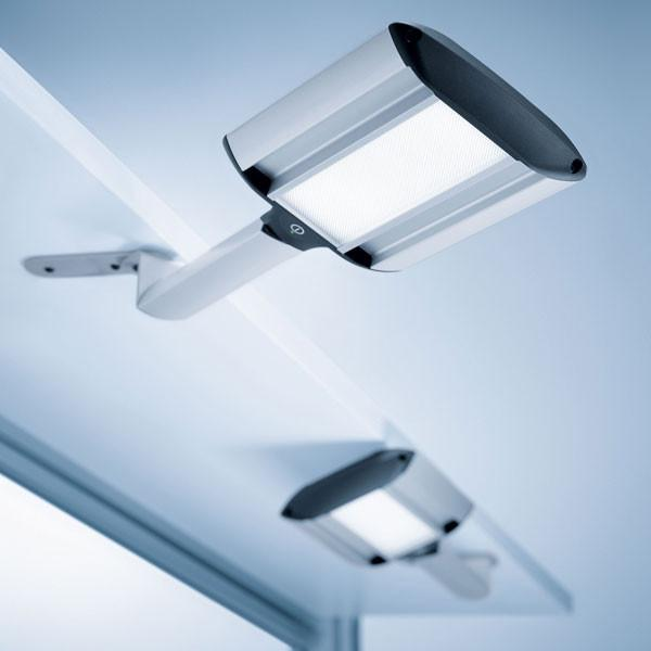 Workplace-System Luminaire TANEO (swivel arm) - Workplace-System Luminaire TANEO (swivel arm)