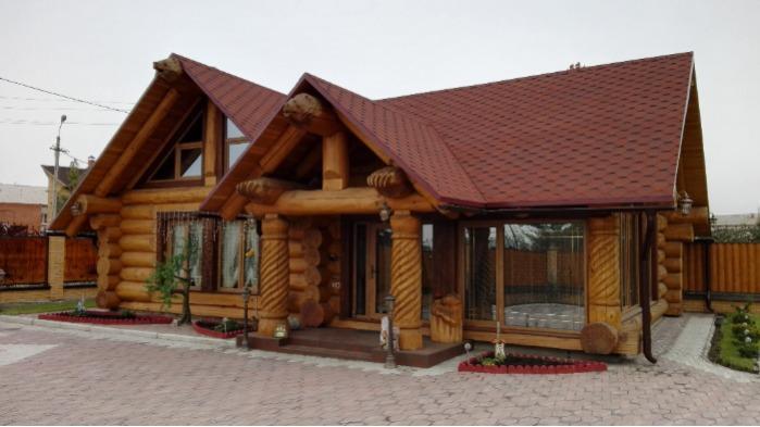 Blockhäuser Bauherren - Erschwingliche russische Blockhäuser Bauherren