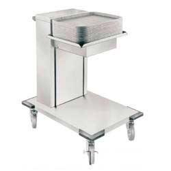 Self Service counters and Service trolleys - TRAY DISPENSER 120PCS.