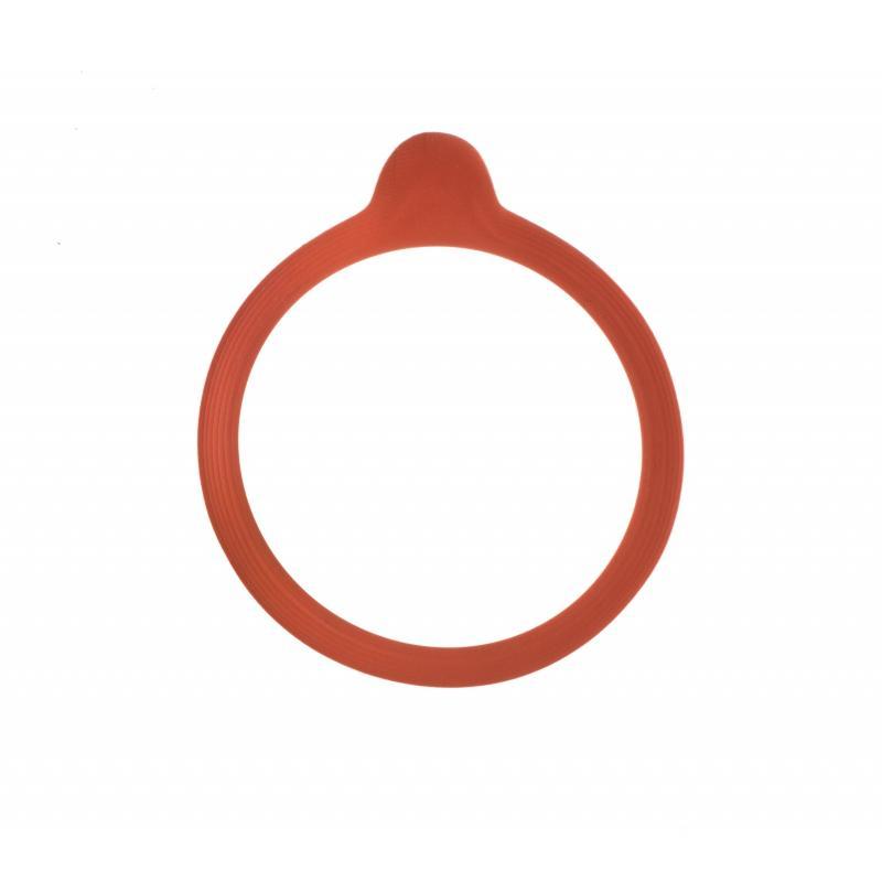 WECK® Accessoire - 10 rubber ringen voor WECK-flessen in glas van doorsnede 100 mm