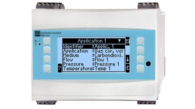 RMC621 Durchfluss- und Energiemanager -