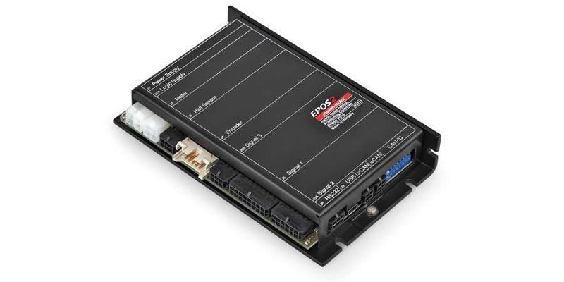 Controller - EPOS2 70/10, Digital positioning controller, 10 A, 11 - 70 V