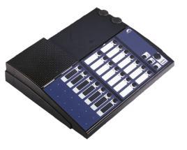 PC 2015 AX - Interphonie professionnelle (PC - Pupitre d'interphonie à 15 directions avec appel général