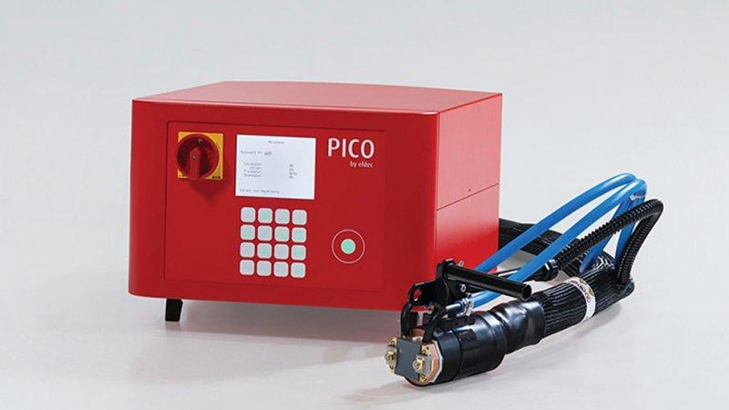 PICO-S generators - PICO-S: mobile generator for perfect induction heating