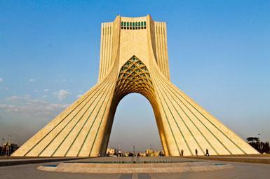 Spedizioni in Iran
