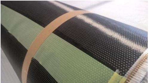 CARBONE 160 UD TISSE 10.6M2 - Fibre et renforts Fibres de carbone aramide et lin