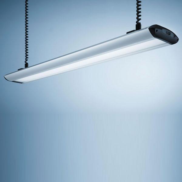 Sistema de iluminación TAMETO (arriba, suspendida) - Sistema de iluminación TAMETO (arriba, suspendida)