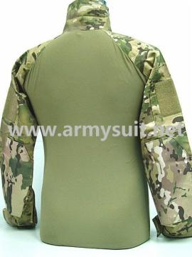 USMC US Army Tactical Combat Shirt Type B Multi Camo - PNS7001
