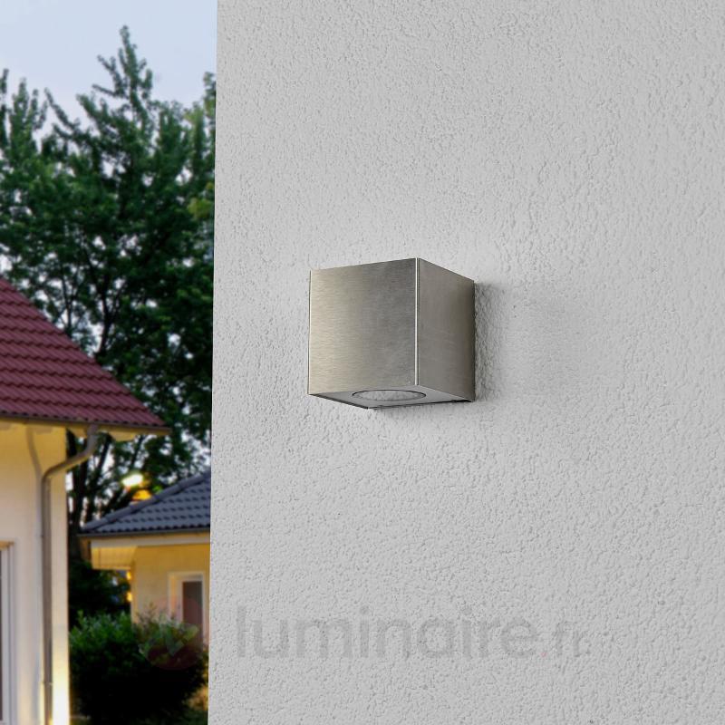 Applique d'extérieur SixSide éclairage bilatéral - Appliques d'extérieur LED