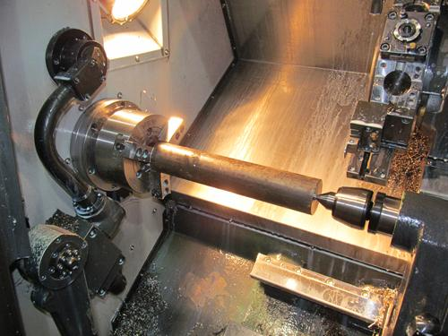 MACHINING (METALWORKING) -