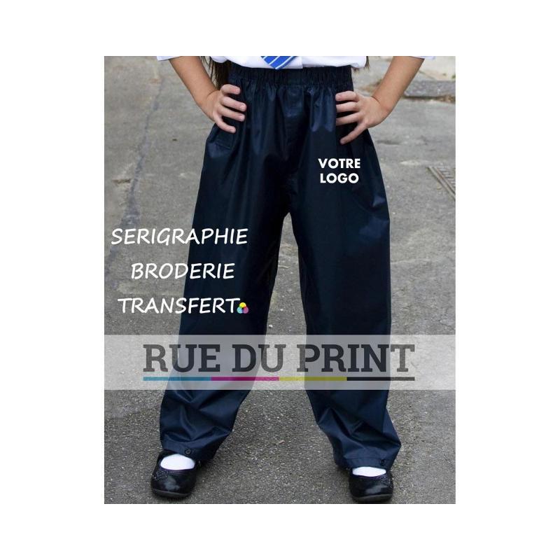 Pantalon travail Junior Stormdri - Pantalons