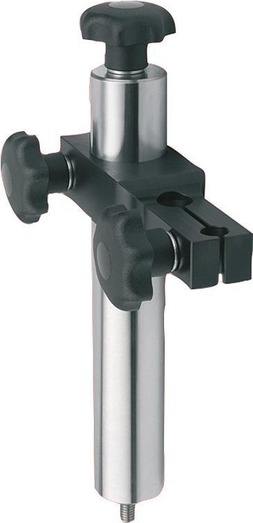 Accessoires pour appareil de concentricité, Ø max. 80 mm - Appareils de contrôle de concentricité Dispositifs de mesure universels...