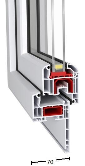 Renovo Id 4000 (Finestre PVC Aluplast) -