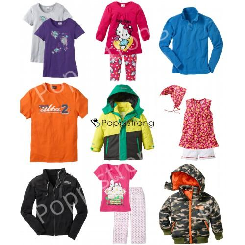 Großhandel Kinder Bekleidung Restposten
