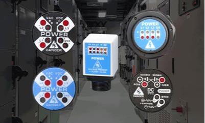 Voltage Indicator - Electrical Safety Devices / Spannungsanzeigen