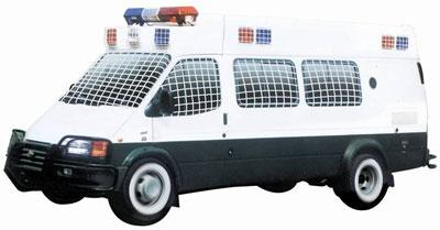 12 SEATS RIOT CONTROL VEHICLE