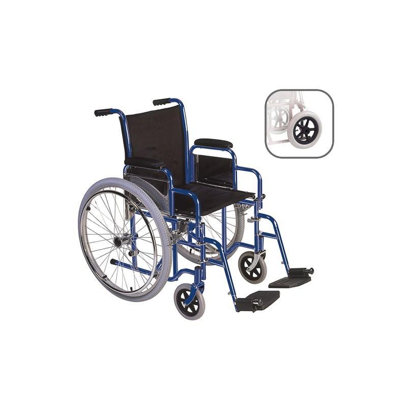 Sedia a rotelle carrozzina per anziani