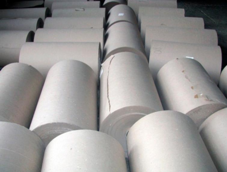 оберточная бумага Е60, 70, 80,90, 100, 125 - оберточная бумага разной плотности