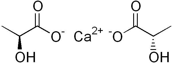 Calciumlaktat - null