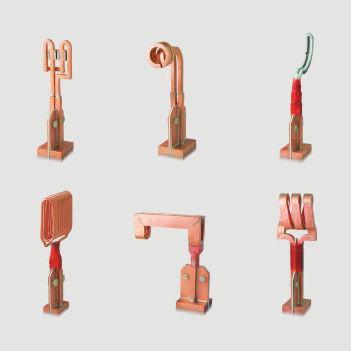 Inductor - Inductor: producción a gran escala para cada máquina de temple por inducción