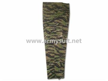 Tiger Stripe Camo BDU Uniform - PNS1007