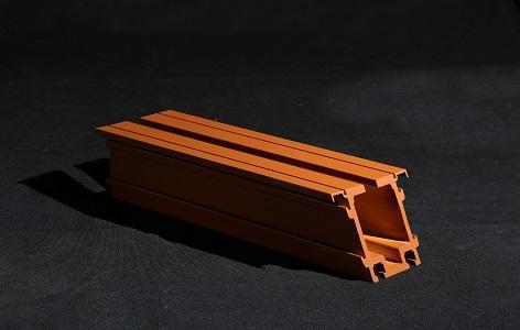 Part anodizing - Orange