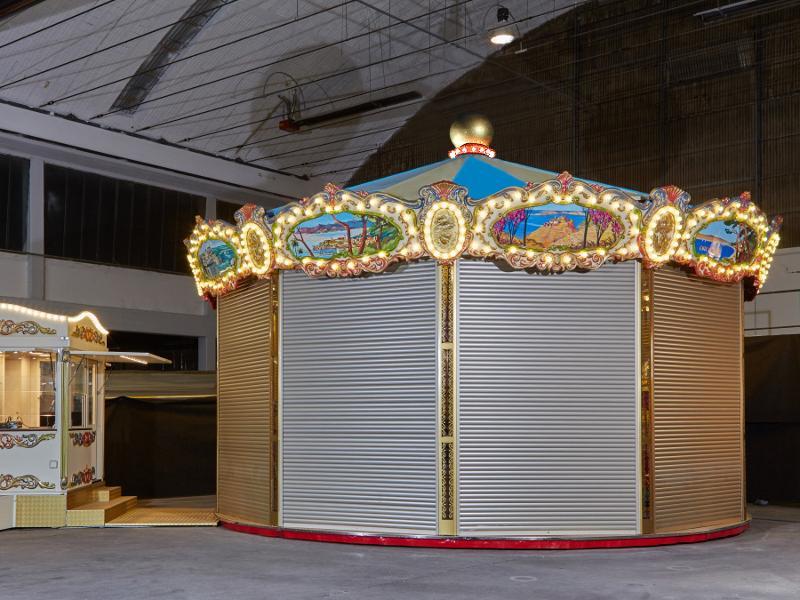 GC 8,00/1P - Venetian Carousel