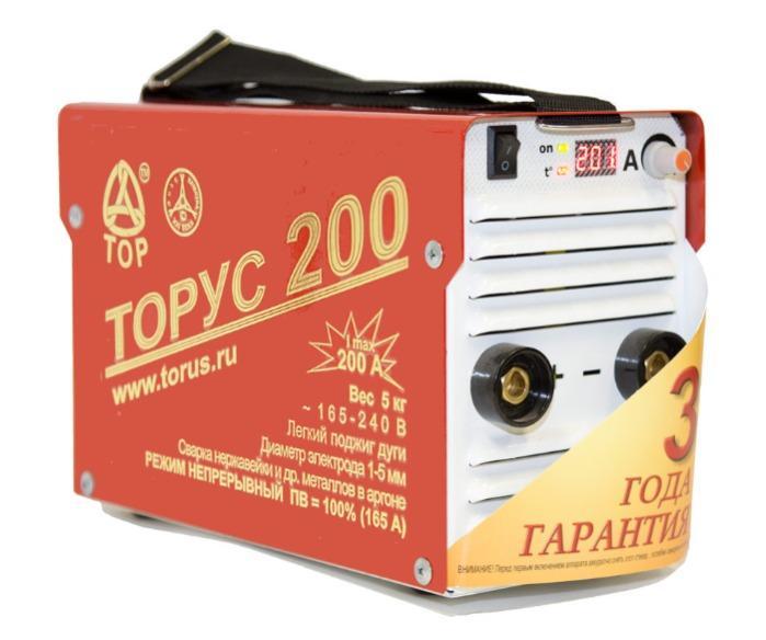 WELDING INVERTER TORUS-200 -