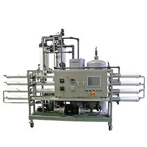RO Water Treatment Systems - Desalination Package