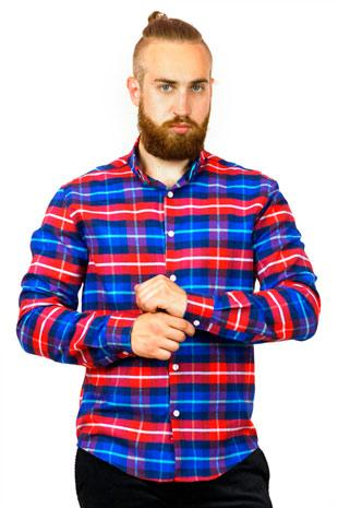 Мужские рубашки - Качественные мужские рубашки MAKSYMIV